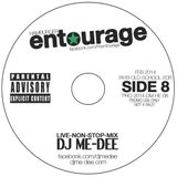 DJ Me-Dee - Entourage Side 8 OldSchoolRnBEdit (FEB 2014)