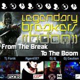 Fonik vs. Agent 137 vs. Dj Ej vs. DJ Caution - From The Break To The Boom