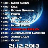 Digital Space 100 Celebration - Christian Kirilov In The Mix