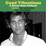 Good Vibrations: Episode Nine — Ricci Martin tribute PT 1 • Deana Martin