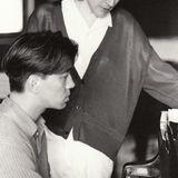 "David Sylvian, Steve Jansen, DJ Riuichi Sakamoto ""Radio Hour"" Dec 82"