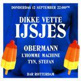 ijsjes @ BAR Rotterdam