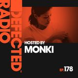 Defected Radio Show presented by Monki - 08.11.19
