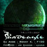 Alexsed in the mix - Sandeagle's anniversary (Trance Memories 200) guest mix