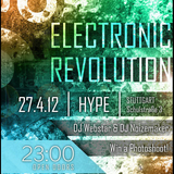 Electronic Revolution / Hype Club Stuttgart