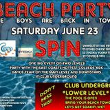 SPIN Beach Party, Hagerstown, MD - 2012-06-23
