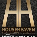 DJ ZOMAX - House Heaven episode 93 (www.radiomof.mk)