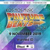 Wanted ID - Phuture Beats Show @ Bassdrive.com 09.11.19