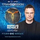 Markus Schulz pres. Dako - Transmission – The Spirit Of The Warrior,17.03.2018, Bangkok, Thailand