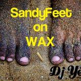 SandyFeet On Wax