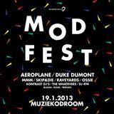 MODcast 2013