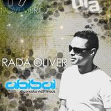 Rada Oliver Dj set - Abisai Party 17.11