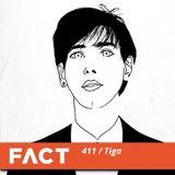 Tiga. FACT mix 411