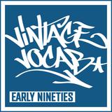 Vintage vocab: early 90s hip hop
