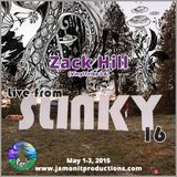 Zack Hill - Live at Slinky 16 - May 2015