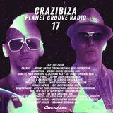 Crazibiza Radioshow - 17 (02-10-2018)