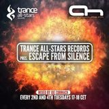 Trance All-Stars Records Pres. Escape From Silence #174