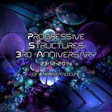 Suffused - Progressive Structures 3rd Anniversary [23-12-2014] on houseradio.pl