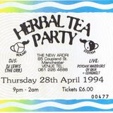 Conemelt (Sabres of Paradise) live at Herbal Tea Party Manchester 28th April 1994.