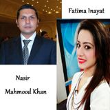 Interview of Rj Fatima Inayat (FM98) by Nasir Mahmood Khan