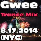Gwee - 8.17.2014 Trance Set (NYC)