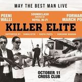 Killer Elite - Reggae Soundclash@ Cross Club Prague Czech Republic 11.10.2014