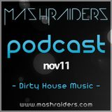 MashRaiders - Podcast November 2011