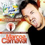 We Love Brasil Podcast Episode 12 (Marcos Carnaval Spring Kick Off - April 2013)
