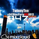 TwinnyTee - 947 Bloc Party with Mac G M!X 013 (26-08-16)