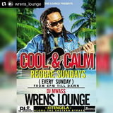 EXECUTIVE REGGAE SUNDAYS VOL 2 - DJ MWASS