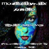 Marky Boi - Muzikcitymix Radio - Liquid Grooves