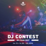 Mixer M - BH Foam Fest contest mix (mainstage/pool stage)