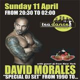 David Morales @ Tea Dance Party, Vicenza ITA - 11.04.2010