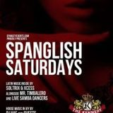 DJ HAF LIVE IVY AT THE KENNEDY SPANGLISH SATURDAY