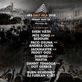 Danny Tenaglia B2B Guy Gerber - live at IMS 2018, Dalt Vila - 25-May-2018