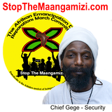 Real Talk True Talk Reparation Talk  Stop The maangamizi Talk w Oloye Gege - Psychosocial Repairs 1