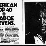 American TOP 40 with Shadoe Stevens, 8th of April, 1989 part 1
