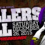 Striz live at Freakeasy Baller's Ball 2015