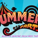 Alex Di Wayne - Summer Party 2014
