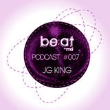 Be:at Clothing Podcast 007 by JG King