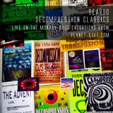 Beardo - Monday Bass Excursions Decompression Classics 18/07/16