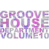 Groove House Department 10