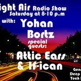 Night Air Radio Show 3 / part1 YohanBortz