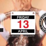 JBoy Residents Disco Special April Adelphi 2018