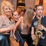 Al Grant Live sax mix -Au Seve -Julio Bashmore