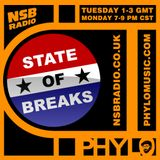 The State of Breaks with Phylo on NSB Radio - 07-07-2014