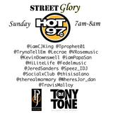 Street Glory Live on Hot 97 2.5.17