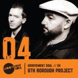 GS4: 6th Borough Project (The Revenge + Craig Smith) Live @ The Grand Social Dublin, 18th June 2011