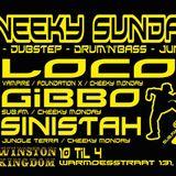GIBBO 21-02-16 SNEEKY SUNDAY