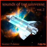 sounds of the universe vol 2 ( trance2dance)